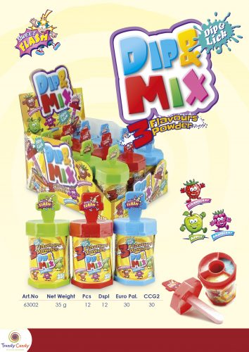 AS – 3 Dip & Mix 12 st.