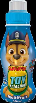 Surprise Drinks ( Paw Patrol) Multifruit 0,3 ltr. 6 st.