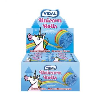 414251 - Vidal - Rolla Belta Unicorn 24 st.