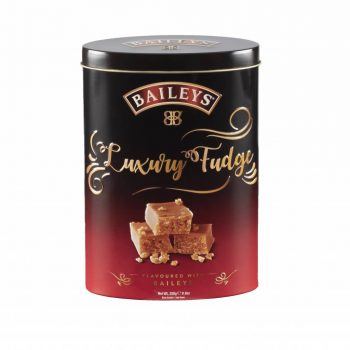 Baileys Luxury Fudge Tin 250gr. 12st.