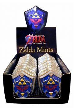 Nintendo - Zelda Mints 18st.