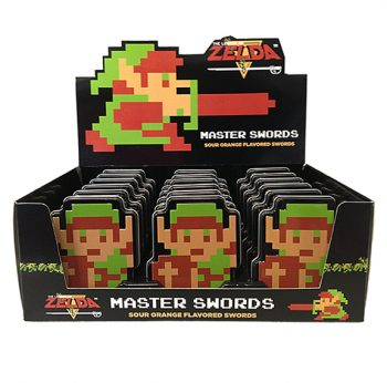 Nintendo - Zelda Master Swords 18st.