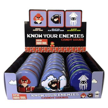 Nintendo - Know Your Enemies 18st.