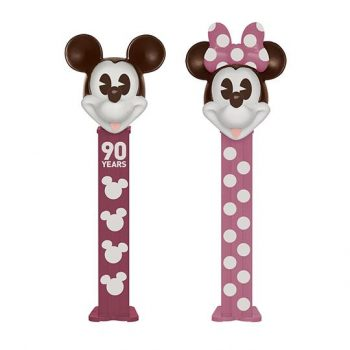 PEZ - Mickey 90th Birthday 12st.
