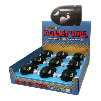 Nintendo - Bullet Bill Candy
