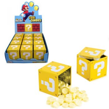 Nintendo - Coin Candies 12st.