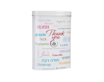TC - Thank You Tin 12x 250gr.
