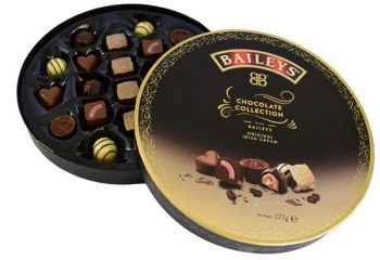 Baileys - High end Chocolate Collection 6 x 227g