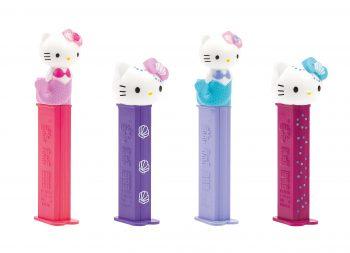 PEZ - Hello Kitty Mermaid 12st.