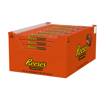 Reeses - Peanut Butter Cup 51gr. 40pcs.