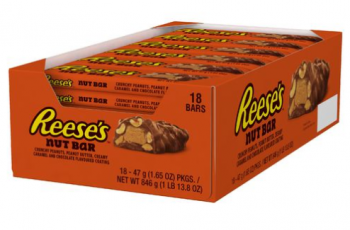 Reeses - Nut Bar 47g. 18pcs