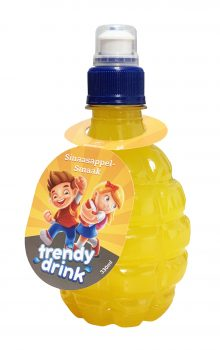 TC - Drinks Orange 24 x 0,33ml