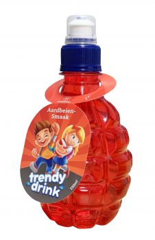 TC - Drinks Strawberry 24 x 0,33ml