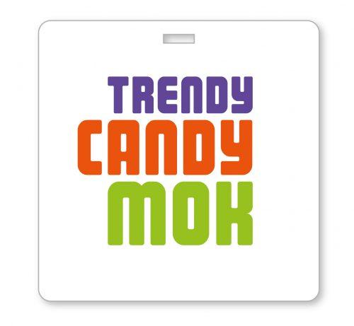 Trendy Candy Mok Logo