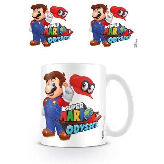 TC – Mok Super Mario Odyssey With Cappy 1 stuk