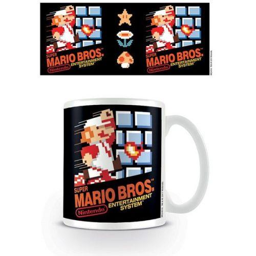 TC – Mok Super Mario Bros Nes Cover 1 pcs