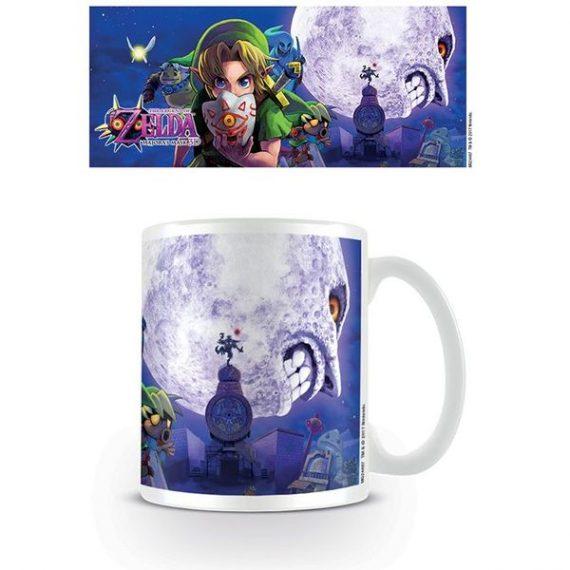 TC – Mok Zelda Majora's Mask Moon 1 pcs