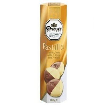 Droste - Pastilles Melk/Wit 12x100g
