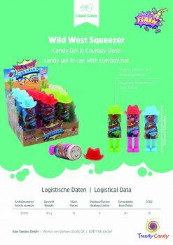 AS - Wild West Squeezer 12st.