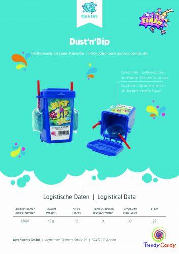 AS – Dust'n'Dip 12st.