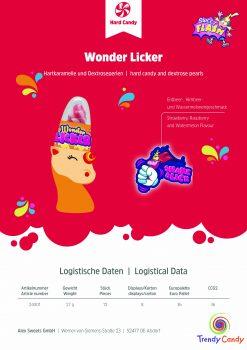 AS - Unicorn Wonder Licker 12st.