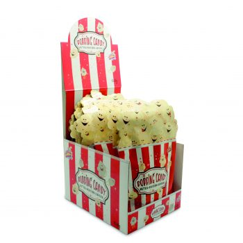 AS - Popping Candy with Popcorn Flavor 12pcs