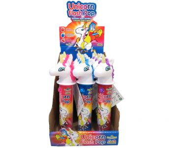 Unicorn - Flash pop 12st.