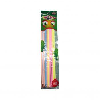 AS - Sour Straws XXL 24x144g